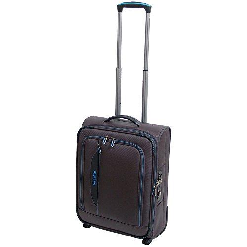 Travelite Crosslite Größe S Koffer, 54 cm, 42 liters, Anthrazit, 89507