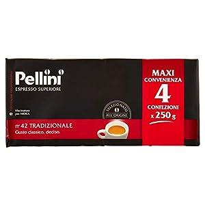 Pellini Caffè Moka N 42 Tradizionale - 1000 g