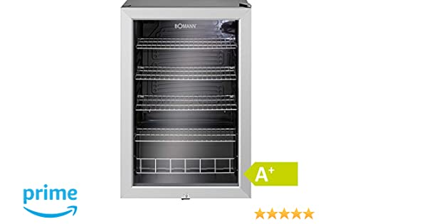 Kühlschrank Bomann : Bomann ksg glastür getränke flaschen kühlschrank eek a
