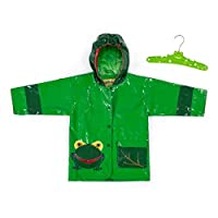 Checkpoint Kidorable Childrens Raincoat Frog L 116-122cm - UCFL