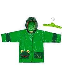 Checkpoint Kidorable Childrens Raincoat Frog L 116-122cm - UCFL