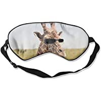 Giraffe Like A Boss 99% Eyeshade Blinders Sleeping Eye Patch Eye Mask Blindfold For Travel Insomnia Meditation preisvergleich bei billige-tabletten.eu