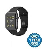 SYL PLUS Bluetooth Smart Watch (Black)