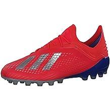 on sale 3d2d1 bc819 adidas X 18.1 AG, Botas de fútbol para Hombre