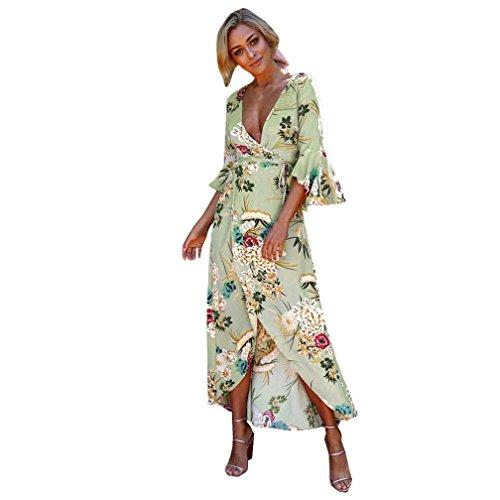 129d681b6 Yesmile Vestido de Mujer Vestido Corto Partido Vestido Elegante de Noche  para.