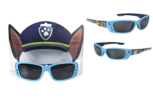 Paw Patrol Kinder Sonnenbrille Chase (Sonnenbrille Chase Patrol Paw)