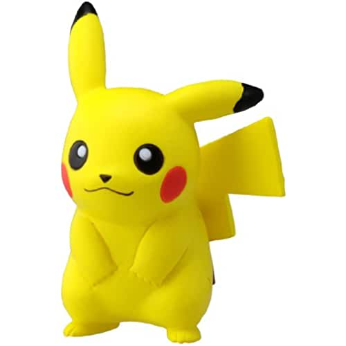figuras kawaii Takaratomy Official Pokemon X and Y MC-001 ~ 1.5 Pikachu Action Figure