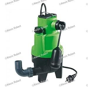 Pompe de relevage eaux chargées Maxidrain 635