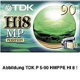 TDK P 5-60 HMPPEN HI 8 HI8-Kassette -