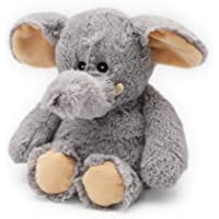 Microwaveable Cozy Plush Soft Cuddly Bed Toy Warmer - Grey Elephant preisvergleich bei billige-tabletten.eu