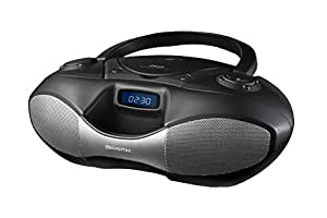 S -Digital - CD -6200 - Grip - Boombox Bluetooth - CD -Radio - USB&MP3 - 20 W