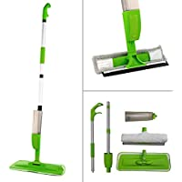 Spray Mopa con ventana limpiaparabrisas [multi-listing], verde
