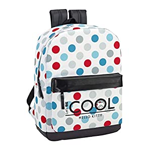 Hello Kitty Cool Mochila Grande con Funda Ordenador