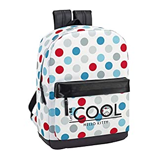 41I5bT0qM4L. SS324  - Hello Kitty Cool Mochila Grande con Funda Ordenador