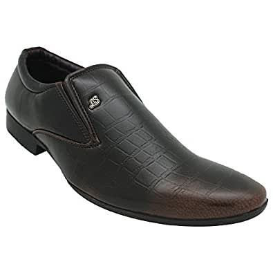 Peter John Leather's Life Style Slip On (7)