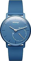 Withings Aktivitätstracker Pop Smart Watch Aktivitäts und Schlaf tracker, Azure, 70076701