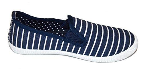 BTS, Sneaker bambine Multicolore (Blu scuro)