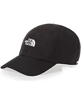 The North Face Logo Gore Hat Gorra, Hombre, TNF Negro/TNF Negroanco, L/XL