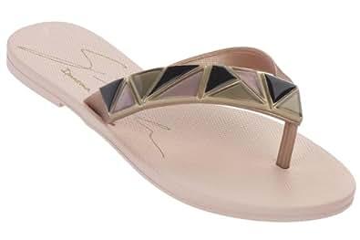 Ipanema, Gisele Bündchen's Flip Flop/Thong Ocean Thong, Blush, für Damen. (EU41)