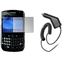 Blackberry Curve 28930Jupiter Premium LCD Screen Protector + Ricarica Rapida
