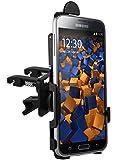 mumbi Lüftungsgitterhalterung Samsung Galaxy S5 / S5 Neo Halterung / Lüftungsschlitz Halterung
