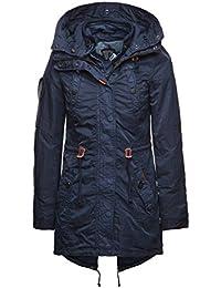 Suchergebnis auf Amazon.de für  Khujo Mantel Blau - Damen  Bekleidung a673887569