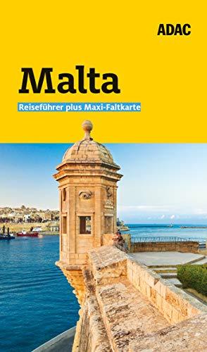 ADAC Reiseführer plus Malta: mit Maxi-Faltkarte zum Herausnehmen