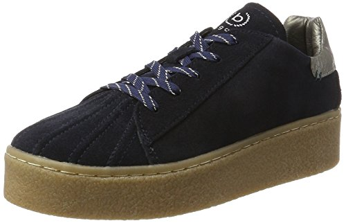 Bugatti Damen 422288011400 Sneaker, Blau (Dark Blue), 39 EU