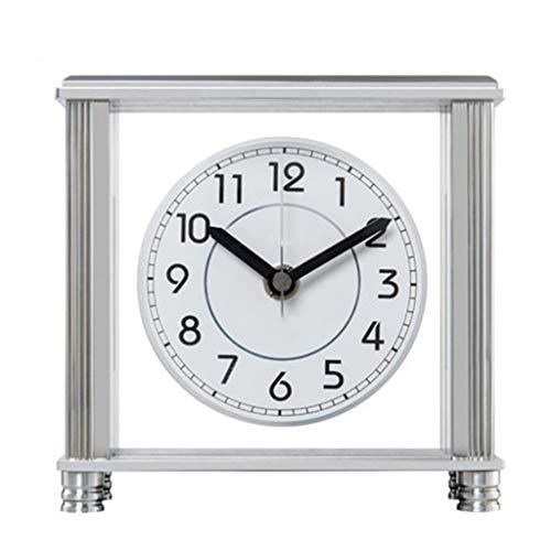 Tischuhren Kamin Uhr Wohnzimmer Schlafzimmer Kreative Quarz Einfache Mode Desktop Quarzuhr Dekoration - Kamin Uhr
