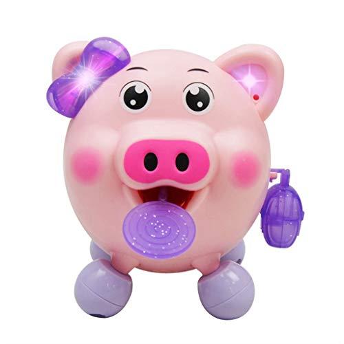 Elektrisch Licht  Musik Laufen Tanzen  Schwein Universal Spielzeug  Kinder  Pädagogisches Spielzeug - Big Kinder Bekleidung Lila