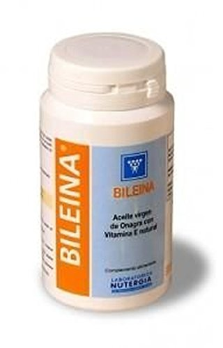 Bileina (Onagra y Vitamina E) 100 perlas de Nutergia