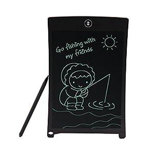 8.5 Pollici LCD Tavoletta Grafica LCD Scrittura Tavoletta LCD Disegno Tavoletta LCD Writing Tablet LCD Drawing Board LCD Writing Board LCD Writing Pad LCD Writing tablet Digitale 21.6cm Nero