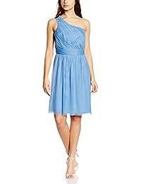 ESPRIT Collection Damen Kleid 036eo1e018-aus Tüll