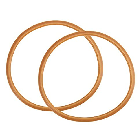 sourcingmap® Pressure Cooker Gasket Sealing Ring Replacement 22cm Inside Dia