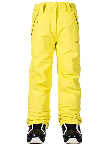 Snowboard Hose Rip Curl Kinder Hosen Dinky, für Mädchen Gelb green sheen 10 US