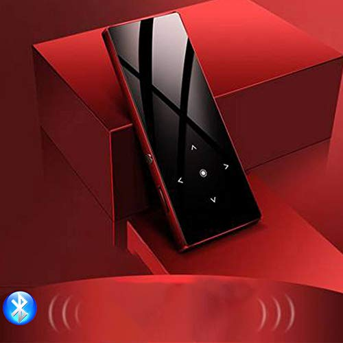 8 GB Bluetooth-Media-Player, Hi-Fi, verlustfreier Sound, MP4-Player, Touchscreen, Hintergrundbeleuchtung, Bluetooth, Multimedia-Musik, unterstützt 128 MB - 128 GB TF-Kartenerweiterung, Flash-Speicher -