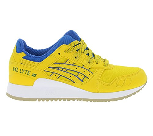 Asics Gel-lyte Iii, Gymnastique mixte adulte Jaune