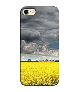PrintVisa Agriculterer Land 3D Hard Polycarbonate Designer Back Case Cover for Apple iPhone 7