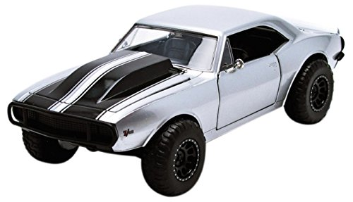 Jada Toys - 97166 - Chevrolet - Camaro Off Road - Fast And Furious - Échelle 1/24