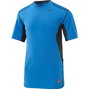 Nike W NSW Hoodie Crop swsh Felpa, Donna, Donna, W Nsw Hoodie Crop Swsh, blu/bianco (obsidian/obsidian/white), XS