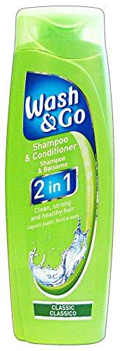 WASH & GO Shampoo 2/1 classico 200 ml. - shampoo capelli
