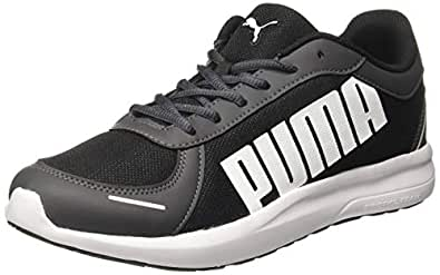 Puma Men's Seawalk IDP Black-White Sneakers-6 UK (39 EU) (37189202)