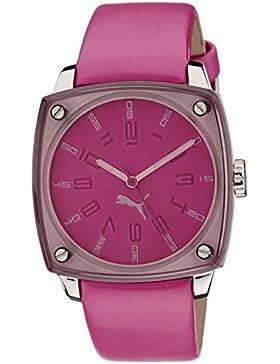 Puma Damen-Armbanduhr Shade Digital Plastik A.PU102592002