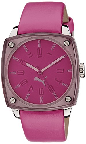 Puma Women's Quartz Watch A.PU102592002 with Plastic Strap