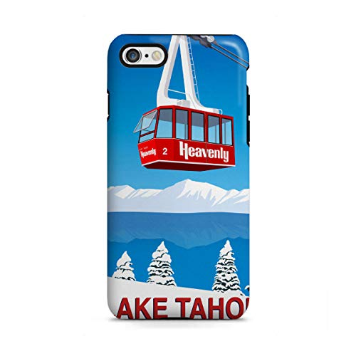 artboxONE Apple iPhone 6 Tough-Case Handyhülle Lake Tahoe California von Steve Ash