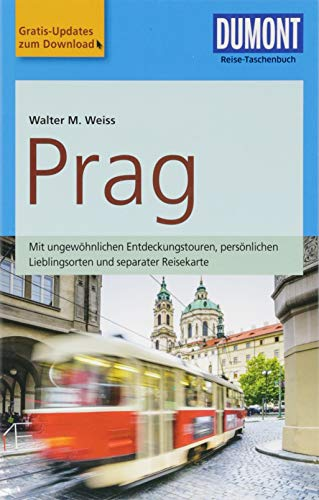 DuMont Reise-Taschenbuch Reiseführer Prag: mit Online-Updates als Gratis-Download