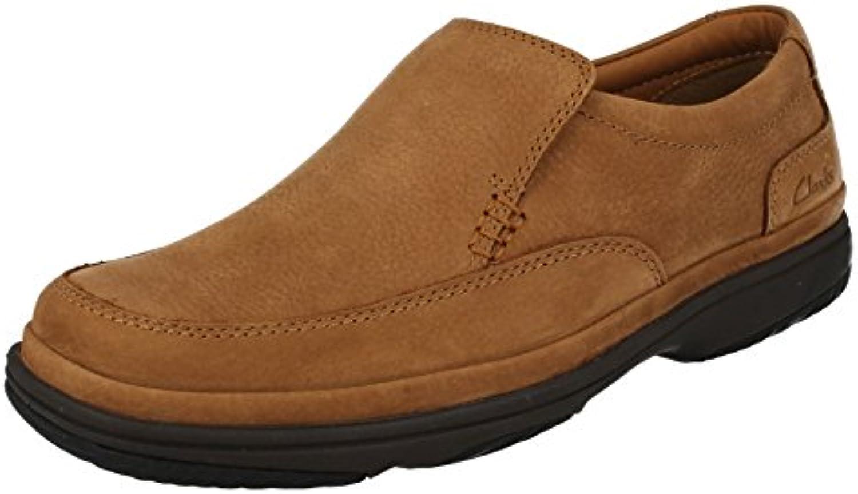 Clarks Swift Step Black LeatherClarks Schnellen Schritt Schuhe Nubuk Billig und erschwinglich Im Verkauf