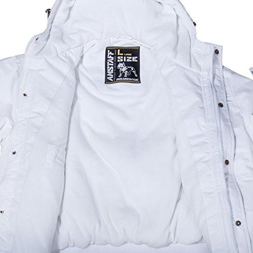 Amstaff Conex Winterjacke Weiß
