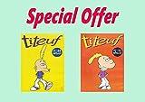 Super Offerta 2 DVD Titeuf, Cartoni Animati per Bambini, Animazione età Prescolare