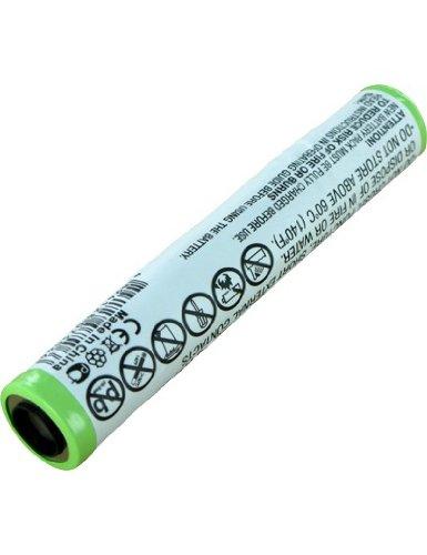 Batterie pour STREAMLIGHT 76001, 3.6V, 1800mAh, Ni-MH